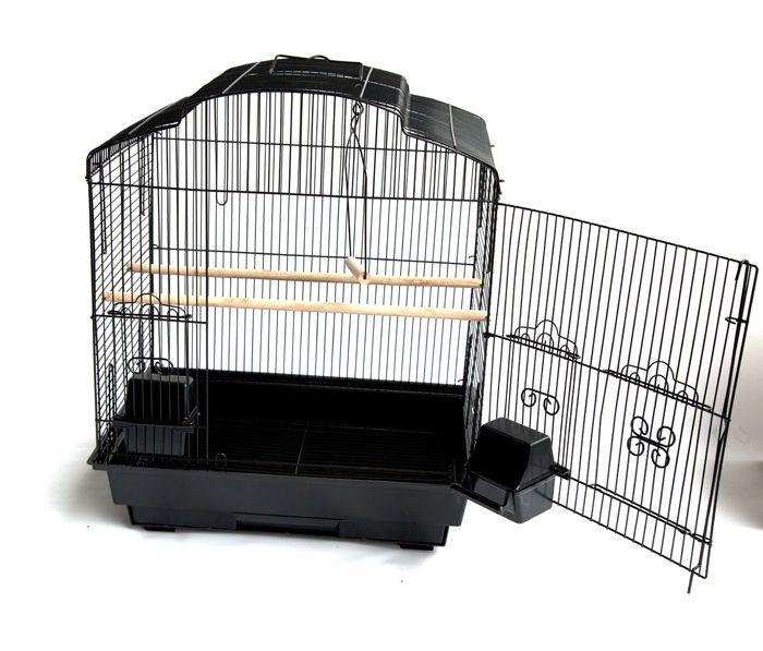 Flyline Victorian Top Bird Cage 47cm x 36cm x 56cm from ebay oz