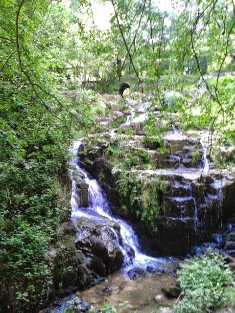 cascade de MORTAIN
