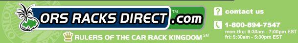 ORS Racks Direct // rulers of the car rack kingdom