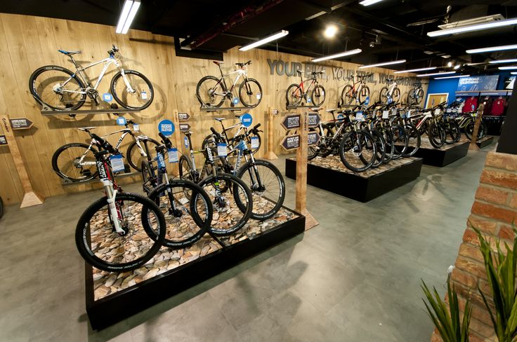 As an International vinyl flooring specialist we were specified for prestige bicycle retailer Giant's flagship central London store.