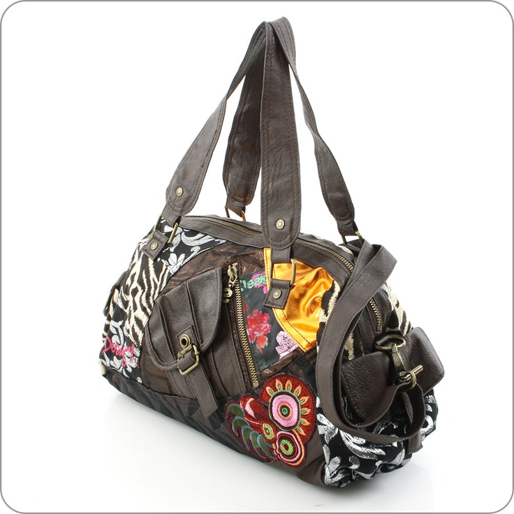 desigual designer handtaschen tasche tokyo patch night. Black Bedroom Furniture Sets. Home Design Ideas