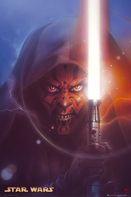 Star Wars Poster - available from http://www.posterdiva.com/star-wars-posters-1/