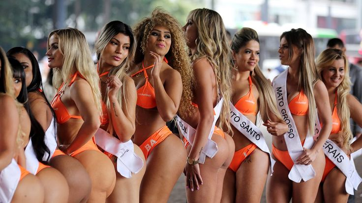 FOX NEWS: Beauty pageant hopefuls sport beef bikinis to protest sexual harassment