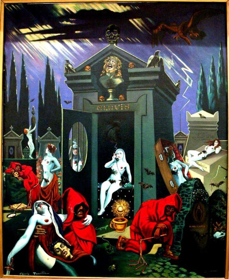 Camille Clovis Trouille, né le 24 octobre 1889, à La Fère (Aisne), et mort le 24 septembre 1975, à Neuilly-sur-Marne (Seine-Saint-Denis), est un peintre français.