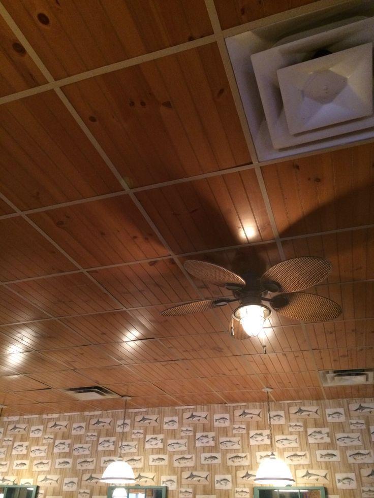 Drop Ceiling Tile Options Cabin Google Search Loveanne