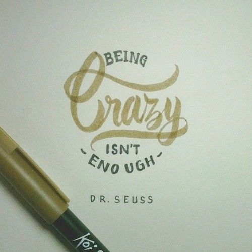 Beautiful Hand Lettering & Calligraphy Designs | From up North | Just my type