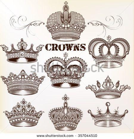 queen crowns vectors - photo #32