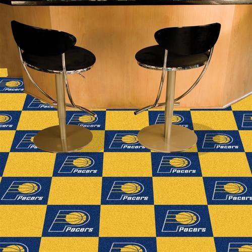 Indiana Pacers Carpet Tiles Flooring