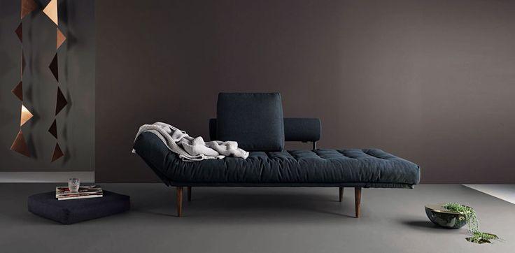 Rollo sofa bed, Per Weiss & Flemming Højfeldt, Innovation, 1993