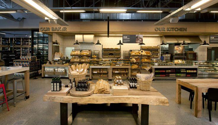 Supermarket grocery store woolworths nicolway