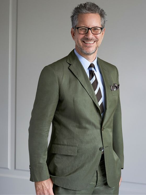 Get to know ELLE DECOR's Michael Boodro with our fun questionnaire.