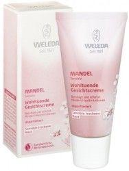 Weleda Wohltuende Gesichtscreme, Mandel (30 ml) von Weleda