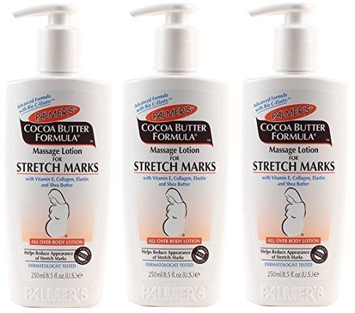 Palmers Cocoa Butter Formula Massage Lotion for Stretch Marks 85 Ounce 3 Pack *** To view further for this item, visit the image link.(This is an Amazon affiliate link and I receive a commission for the sales)