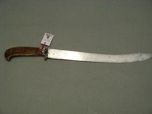 Jagdmesser, deutsch um 1600 - Objekt Nr. 348