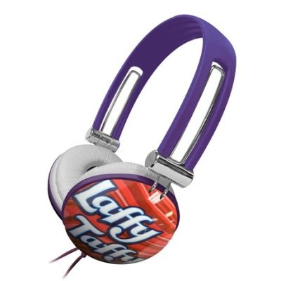 Laffy Taffy Candy Comfort Plus Novelty Noise-Reducing Stereo Over Ear Headphones - $11.99. https://www.tanga.com/deals/e98e453181/laffy-taffy-candy-comfort-plus-novelty-noise-reducing-stereo-over-ear-headphones