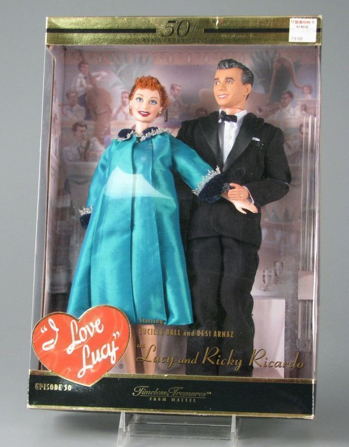 """i love lucy dolls 