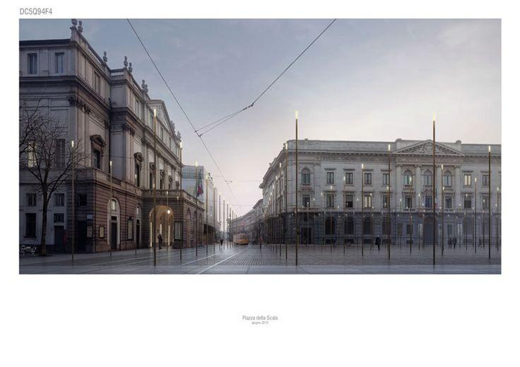 Piazza della Scala / Moramarco Pierpaolo