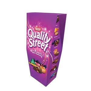 Nestle Quality Street Box of Assorted Chocolates (350g)