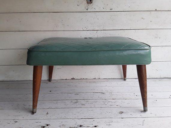 Image 0 Modern Footstool Modern Side Table Mid Century Ottoman
