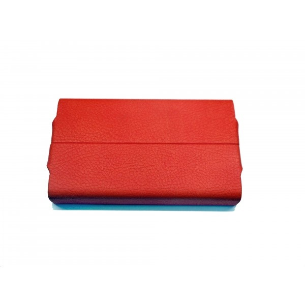 Giorgio Fedon Red Card Holder