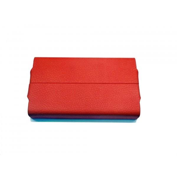 Giorgio Fedon Red Card Holder