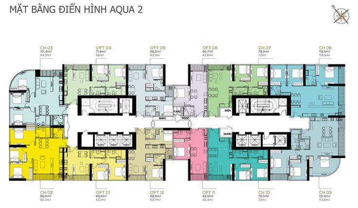 Bán căn hộ Aqua 2, full nội thất cơ bản cao cấp, view sông. Liên hệ :0938.60.39.61