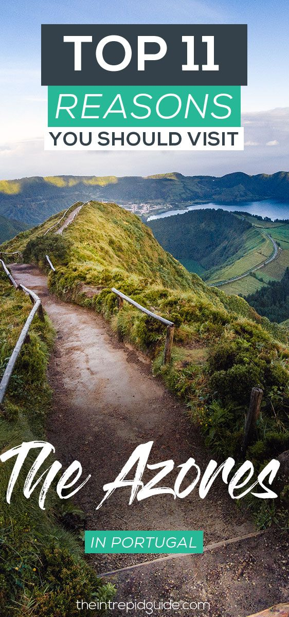 azores islands portugal - azores travel guide