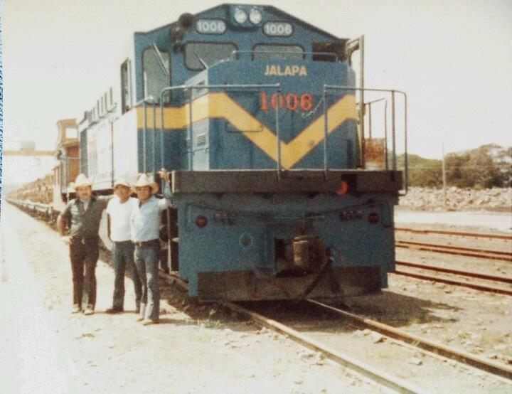 Ferrocarriles de guatemala  del puerto Quetzal