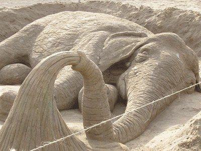 Sand Art.                                                                                                                                                      More