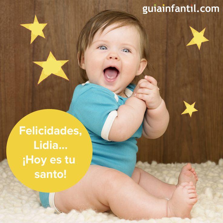 Descúbrelo todo acerca de este precioso nombre para niñas: Lidia. http://www.guiainfantil.com/articulos/nombres/cristianos-santos/dia-de-santa-lidia-3-de-agosto-nombres-para-ninas/