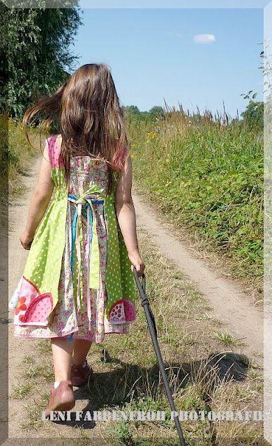 feliz raquo farbenmix kleid einschulung maedchenbekleidung kinder