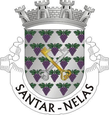Brasão de Santar (Nelas)