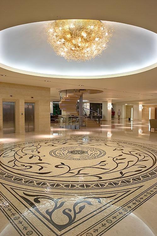 Ixian Hotel  - by Andromeda Murano