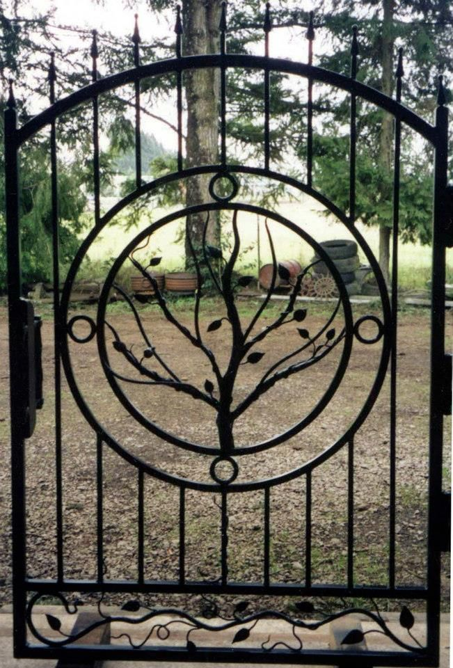 Best images about garden art gates fences on