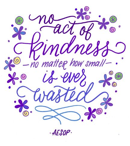 Send kind thoughts to someone who needs them- Free hand-lettered messages through Bright Wishes snail mail. Sign up at Lettering Lately blog.