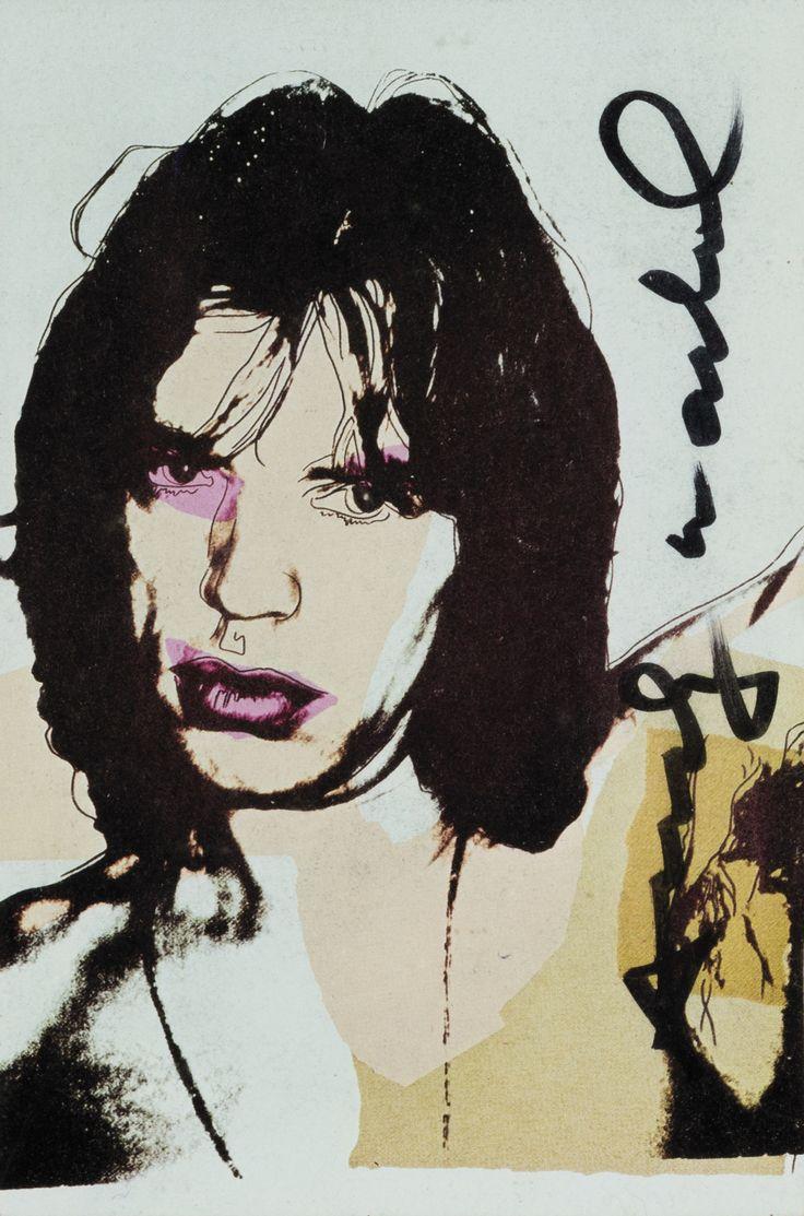Mick Jagger, 1975 - Asta 133 - Minerva Casa d'Aste
