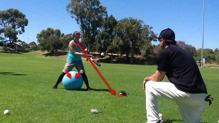 Teach Kids To Hit 6 - 7 - 8 Years Old - Baseball Hitting Drills