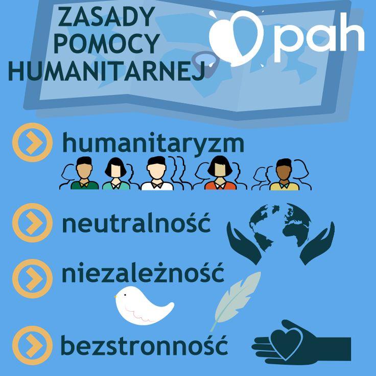Jaka powinna być pomoc humanitarna?