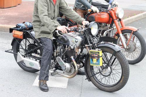 True vintage - Wheels 2015 - by 21grammesmotorcycles