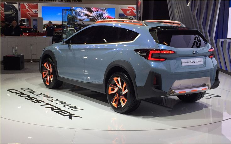 Now that the Impreza 2017 is officially on sale in Subaru dealerships, completely redesigned and always available in sedan and five-door formats has tailgate, the manufacturer will focus on the redesign of the popular Crosstrek. Like the current generation, the crossover vehicle will always be based on the Impreza, henceforth Assembly to the United States.   #auto #Auto Shows #autoes #car #cars guide #Montreal #Subaru Crosstrek Concep: the next generation is coming #The Car