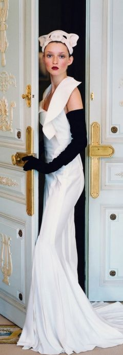 Christian Dior Haute Couture | Vogue, 1999