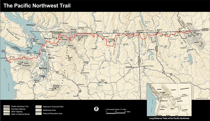 Follow Thru-Hike Of 'Pacific Northwest Trail' On GearJunkie All Summer | Gear Junkie