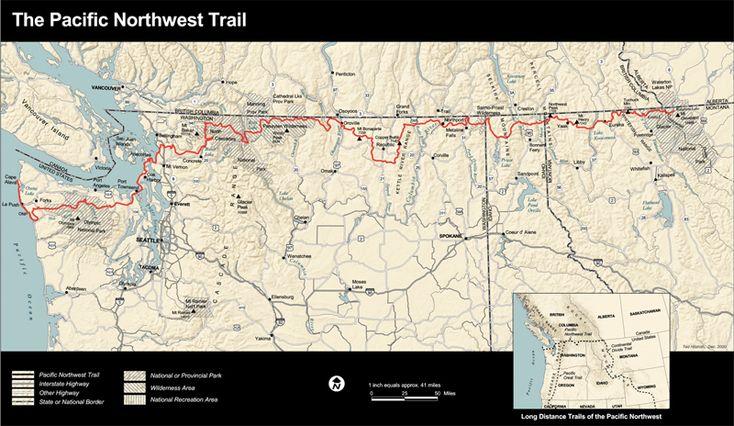 Follow Thru-Hike Of 'Pacific Northwest Trail' On GearJunkie All Summer | Gear Junkie
