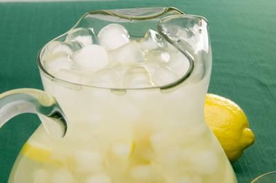 How to Make a Lemon Shake Up, like the fair!
