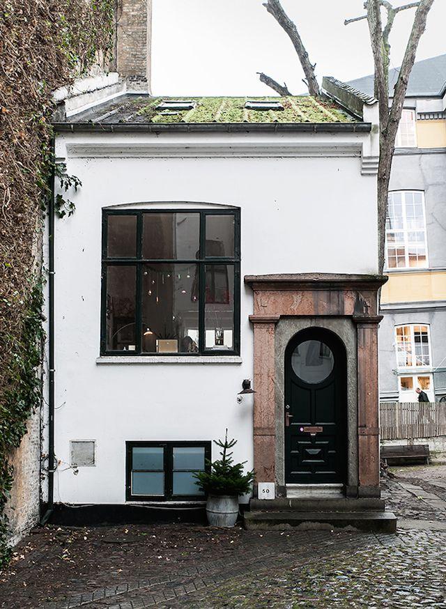 Inspiring home in Copenhagen