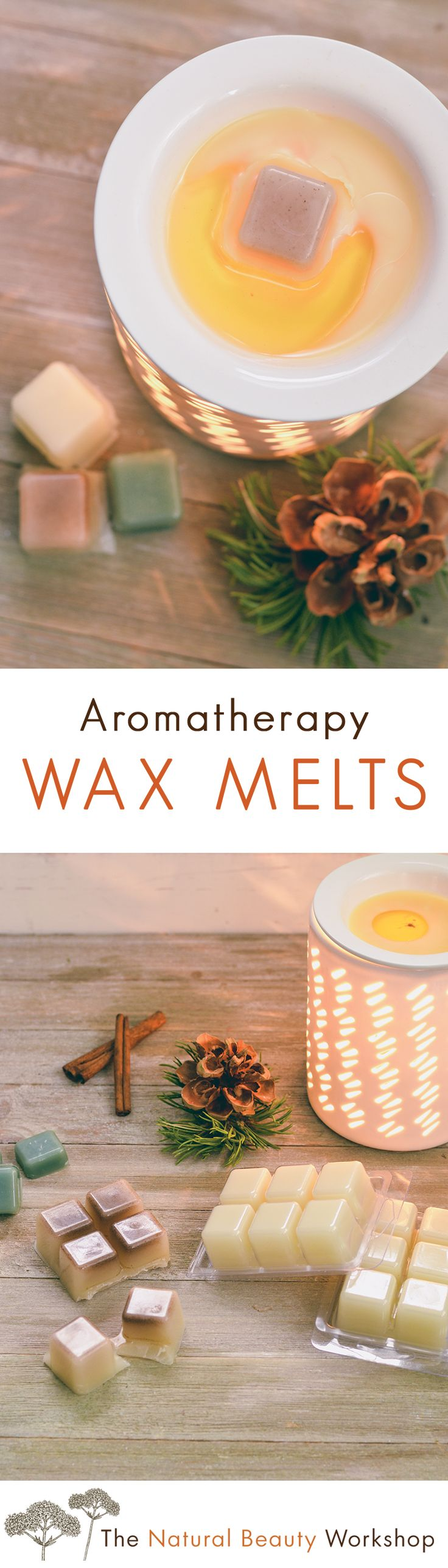 Make Your Own Aromatherapy Wax Melts