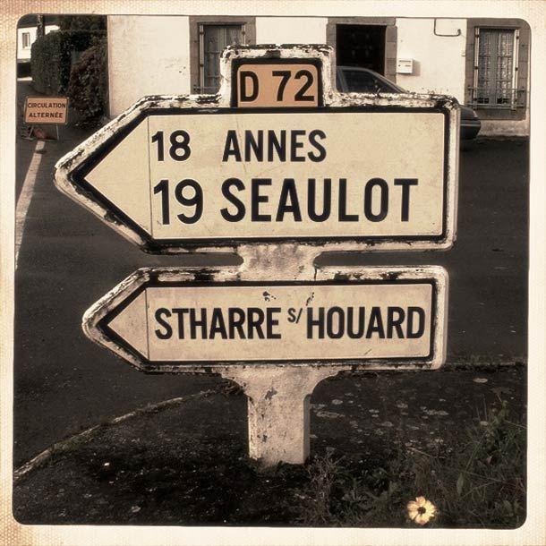 Des noms de villages français en mode geekitude!