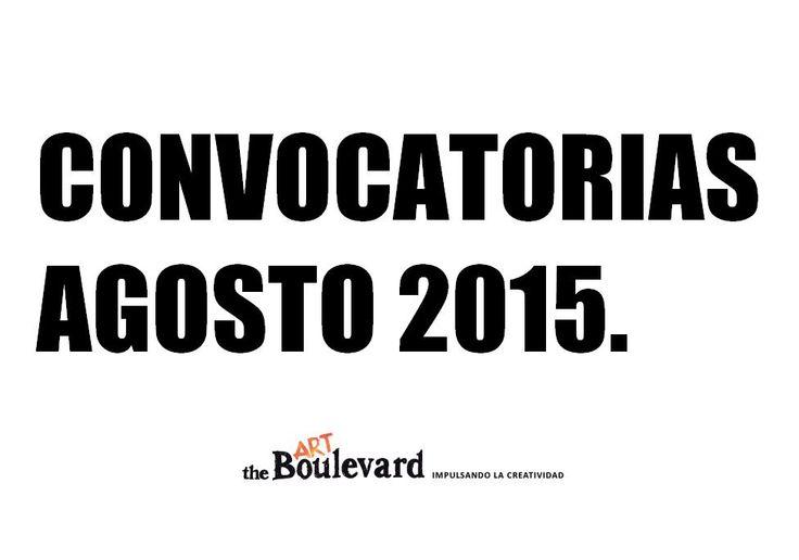 El listado más completo de convocatorias para artistas y gestores de todas las disciplinas en Iberoamérica | The Art Boulevard