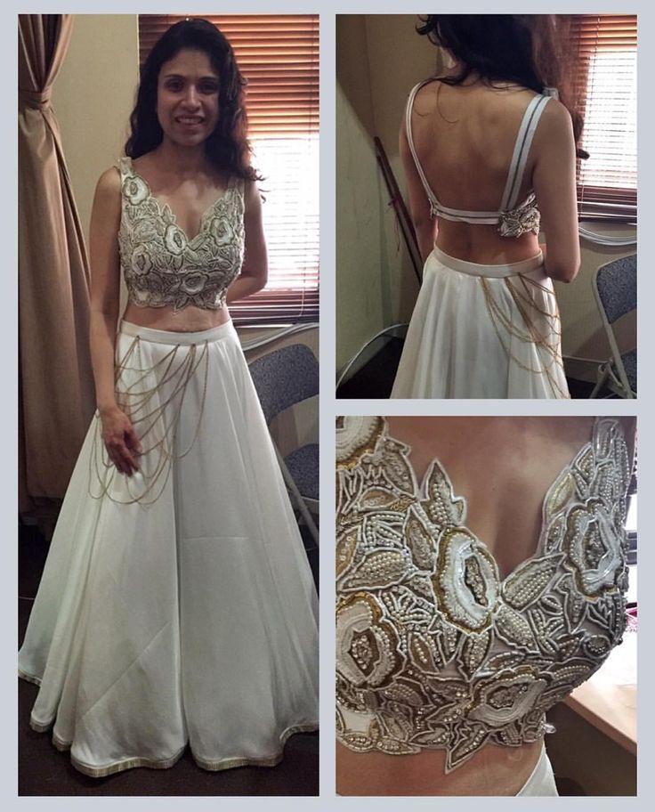 #elegance  #desi_couture  #bride  Anjali Mahtani