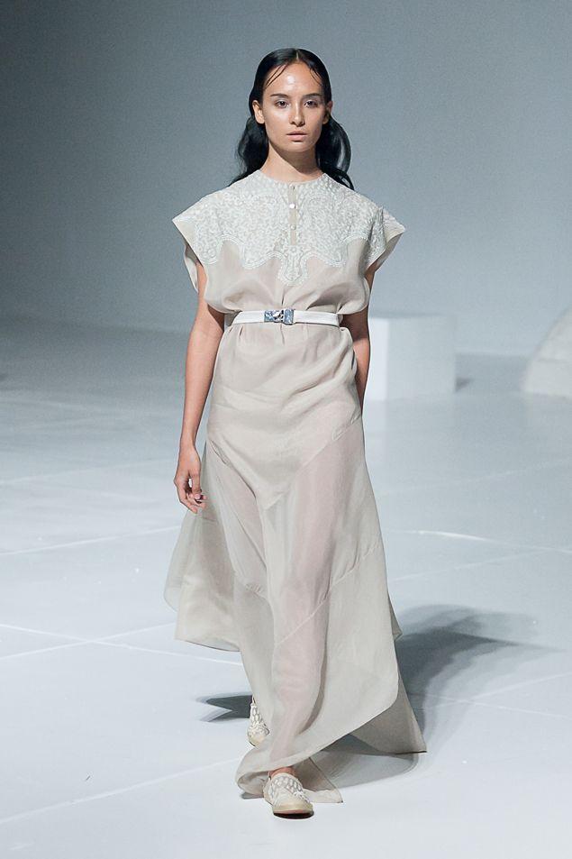 Bazaar Fashion Festival 2014, Sapto Djojokartiko – The Actual Style
